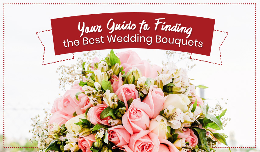 Your Guide to Finding the Best Wedding Bouquet Shapes and Styles ...